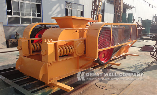 roll crusher for coal crushing plant Cairo