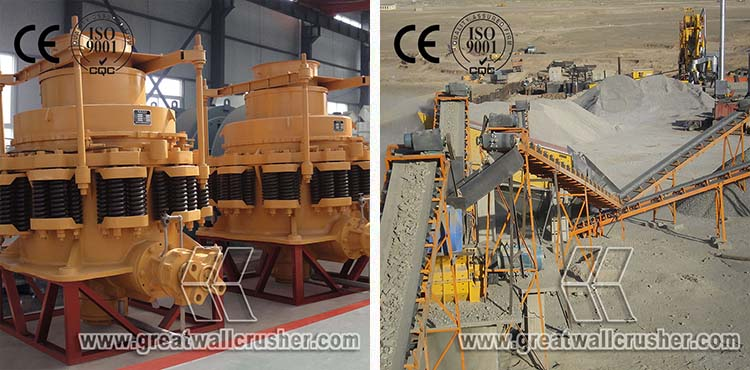 PYB1200 spring cone crusher for sale South Africa